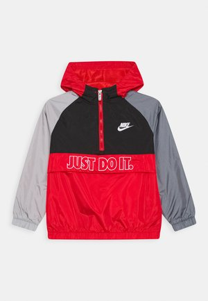 FLY 1/2 ZIP - Jas - university red