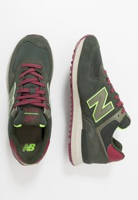 New Balance - Sneakers - green - 1