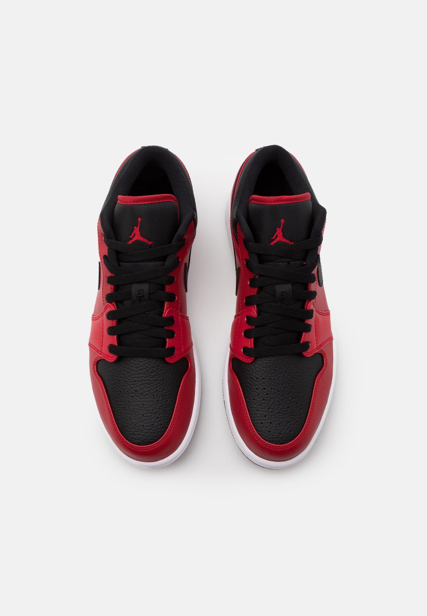 AIR 1 - Baskets basses - rouge/noir