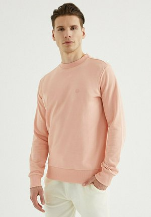 Sweater - coral cloud