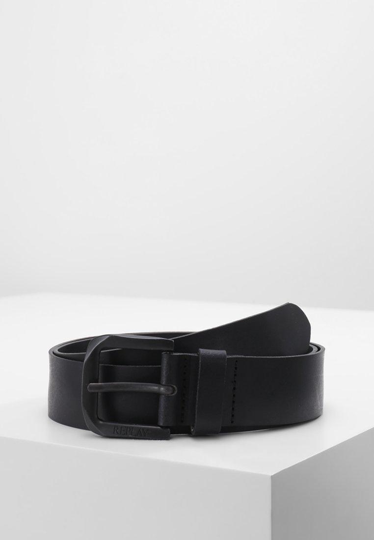 Replay - CINTURA - Cintura - black