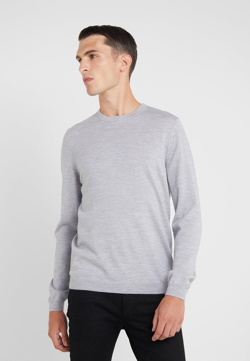 BOSS - RAIO - Jumper - light grey
