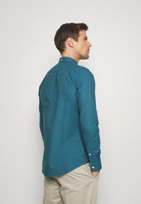 Farah - BREWER - Shirt - blue - 2