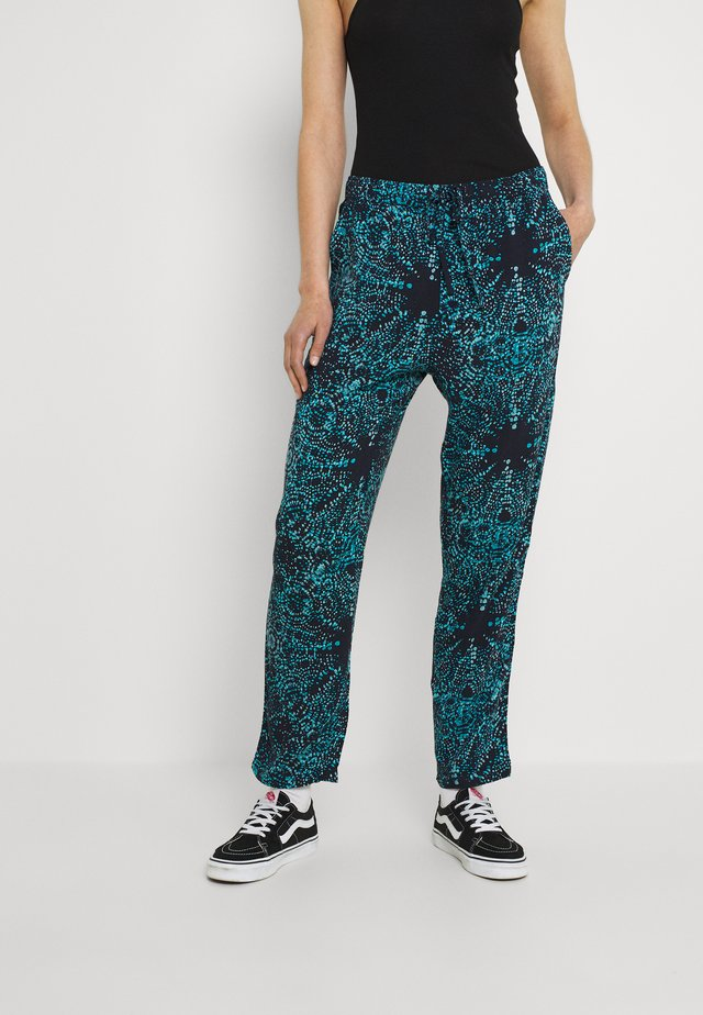 WAVELENGTH PANT - Trousers - blue multi