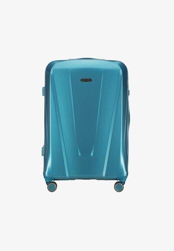 EXPLORER LINE - Wheeled suitcase - blau