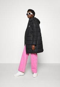 Nike Sportswear - CLASSIC - Winter coat - black/white - 4