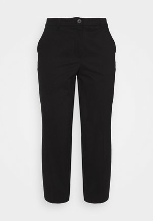 SLFNORI - Trousers - black