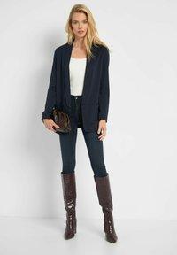 ORSAY - Short coat - nachtblau - 0