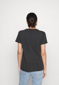 Cotton On - CLASSIC LED ZEPPELIN - Camiseta estampada - washed black - 2