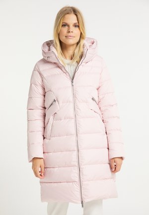 Zimní kabát - rosa