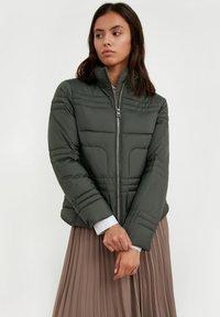 Finn Flare - Winter jacket - dark green - 0