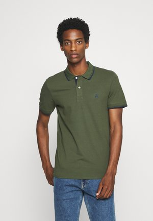 SLHNEWSEASON - Polo shirt - rifle green