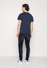 G-Star - 3301 SLIM - Slim fit jeans - worn in dusk blue - 2