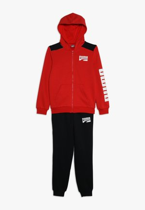 REBEL BOLD SUIT - Tracksuit - high risk red