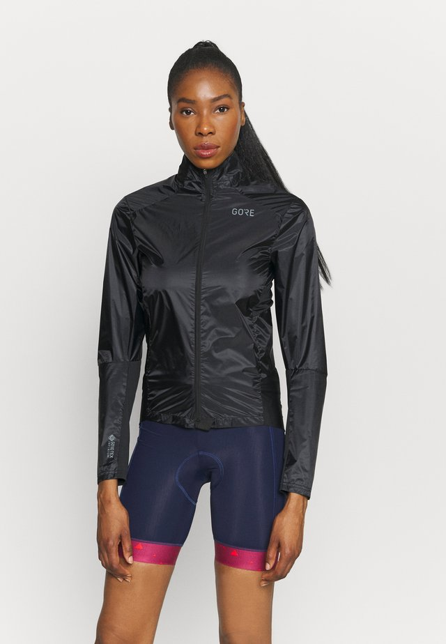 AMBIENT JACKET WOMENS - Vindjacka - black
