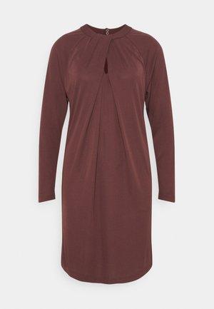 IOVIS - Cocktail dress / Party dress - dark wood