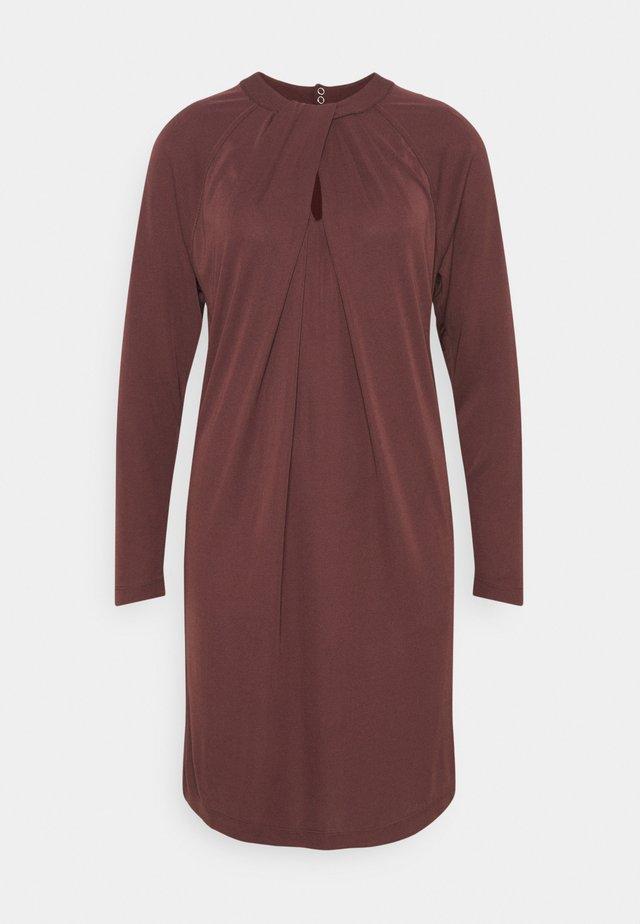 IOVIS - Robe de soirée - dark wood