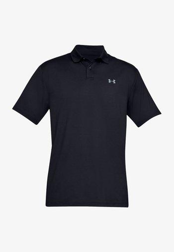 PERFORMANCE POLO 2.0 - Poloshirts - black