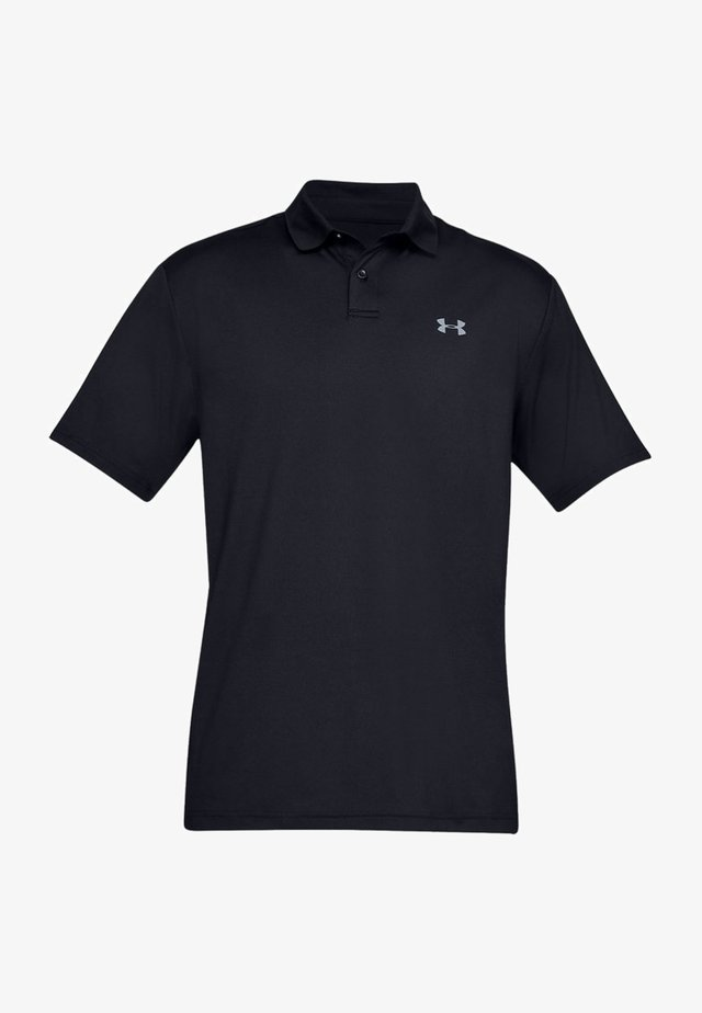 PERFORMANCE 2.0 - Poloshirts - black