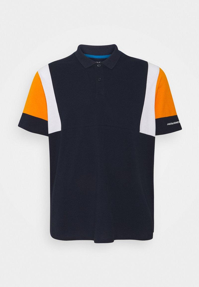 Jack & Jones - JCOBOSTON - Polo shirt - navy blazer