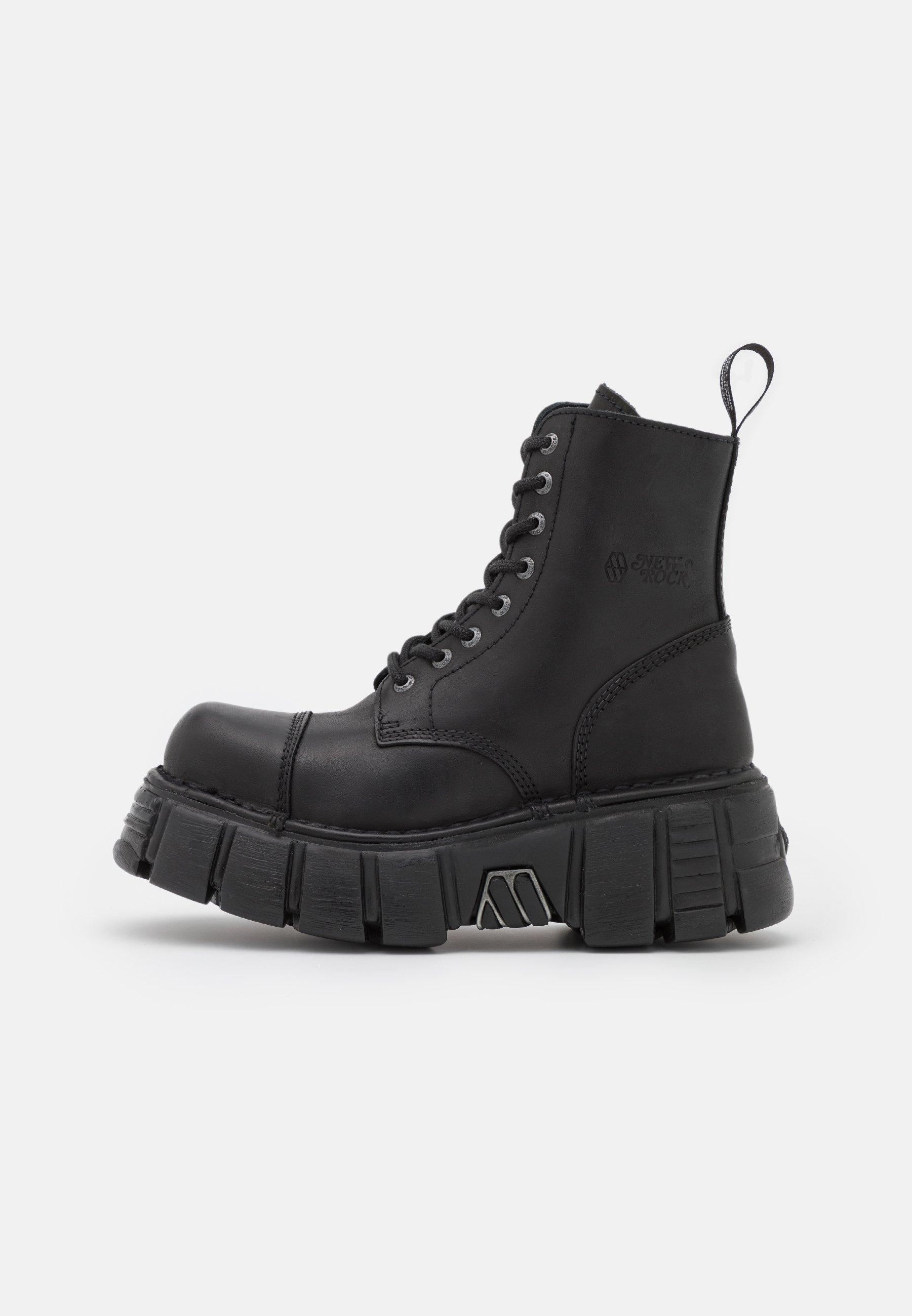 Women UNISEX - Platform ankle boots