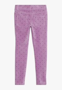 Benetton - TROUSERS - Bukser - purple - 1