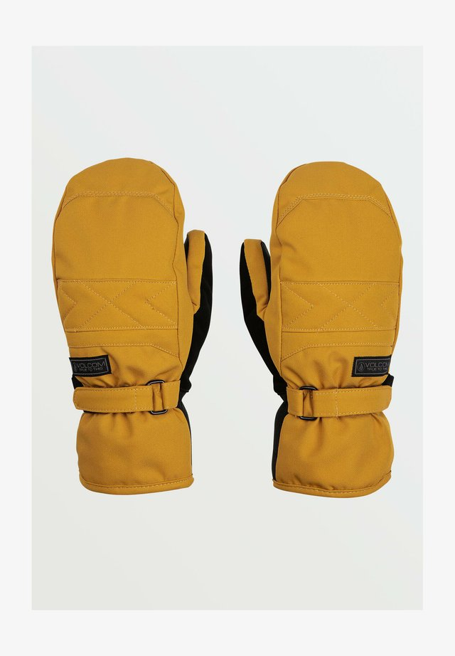 PEEP GORE-TEX MITT - Moufles - resin_gold