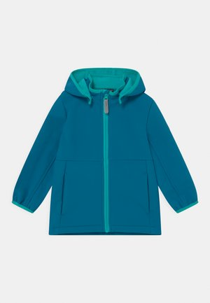 NMMMALTA - Soft shell jacket - mykonos blue