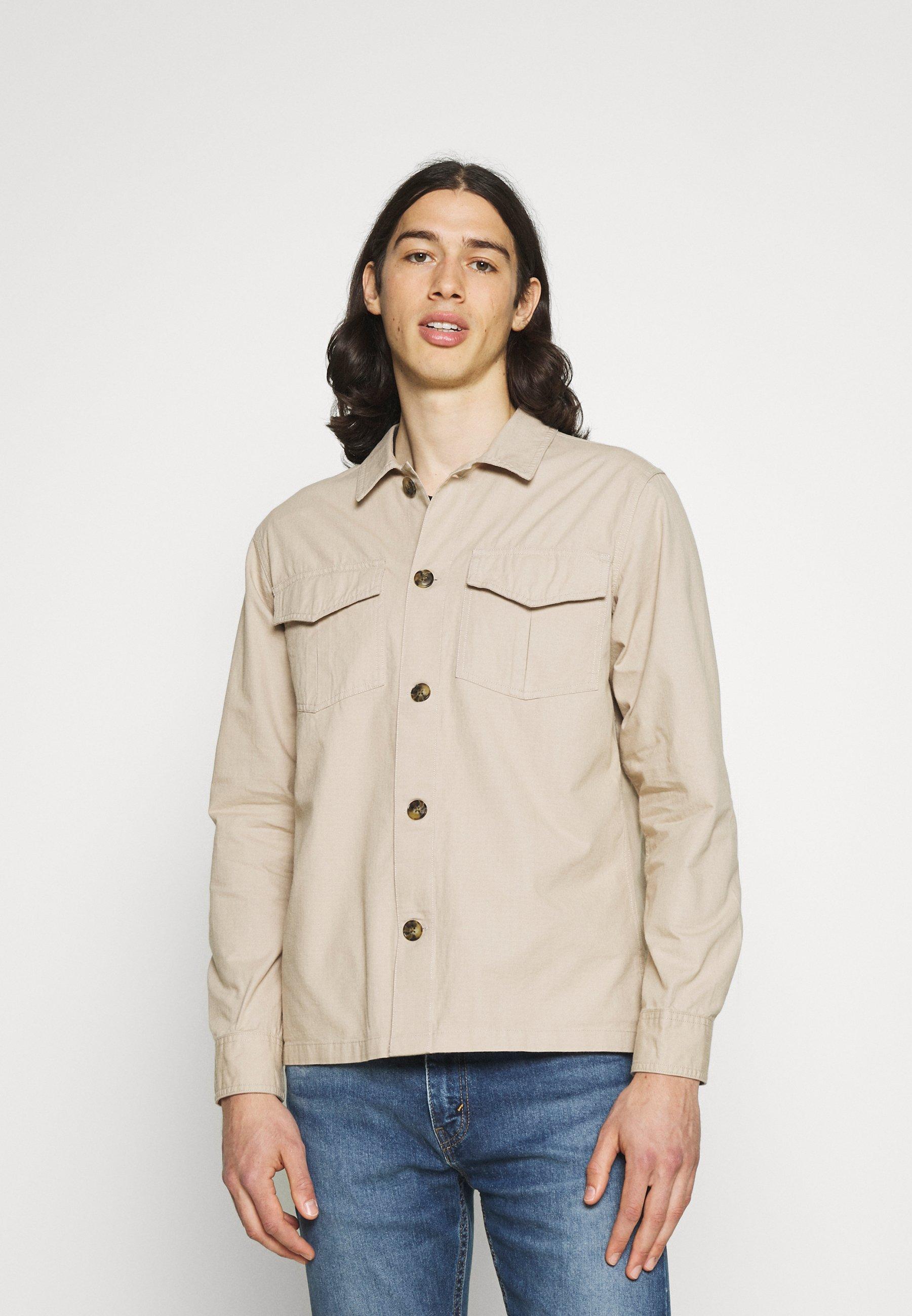 Men PINE BIG CHEST POCKETS - Summer jacket