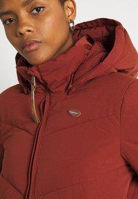 Ragwear - REBELKA - Classic coat - terracotta - 6