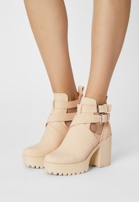 Even&Odd - Classic ankle boots - sand - 5