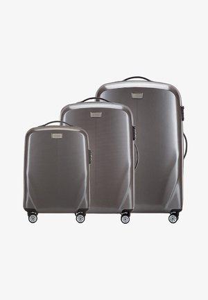 Luggage set - grey