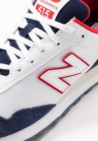 New Balance - 515 - Sneakersy niskie - white - 5