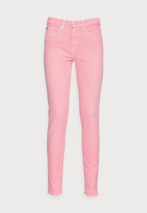 VENICE - Slim fit jeans - pink