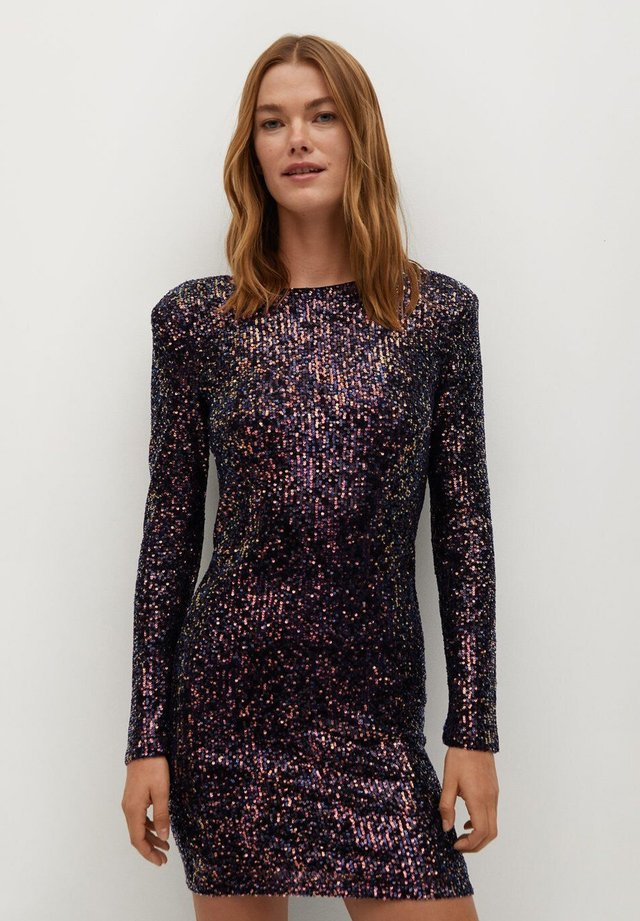 LENJUELA - Cocktail dress / Party dress - koper