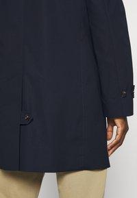 Tommy Hilfiger Tailored - CAR COAT - Short coat - blue - 4