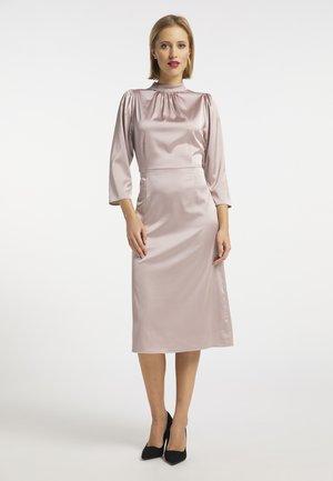 Denní šaty - taupe