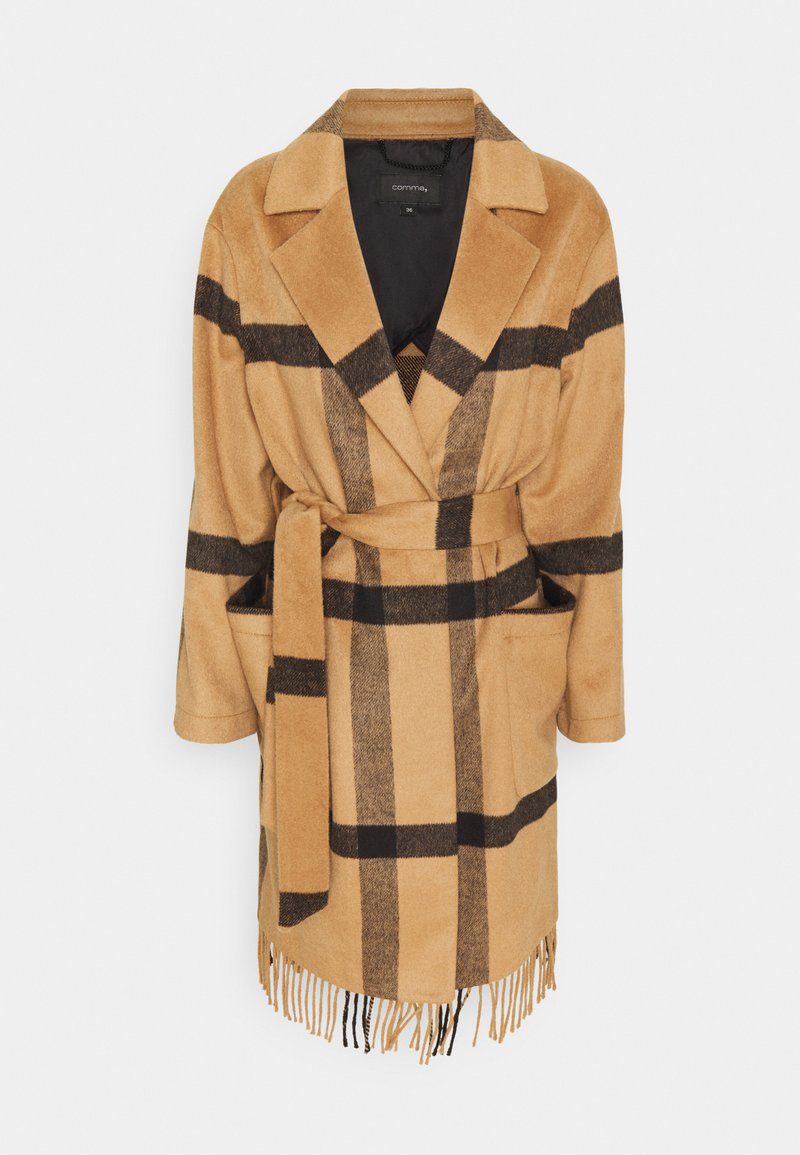 comma - Classic coat - brown