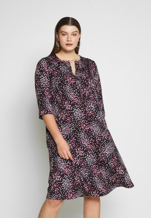 SPOT POCKET DRESS - Vapaa-ajan mekko - multi