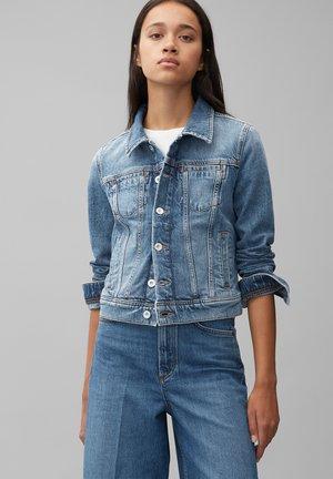 Denim jacket - mid authentic wash
