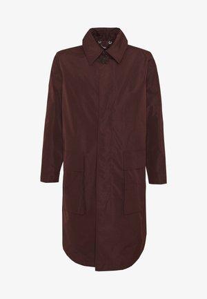 ACAULE - Classic coat - burgundy