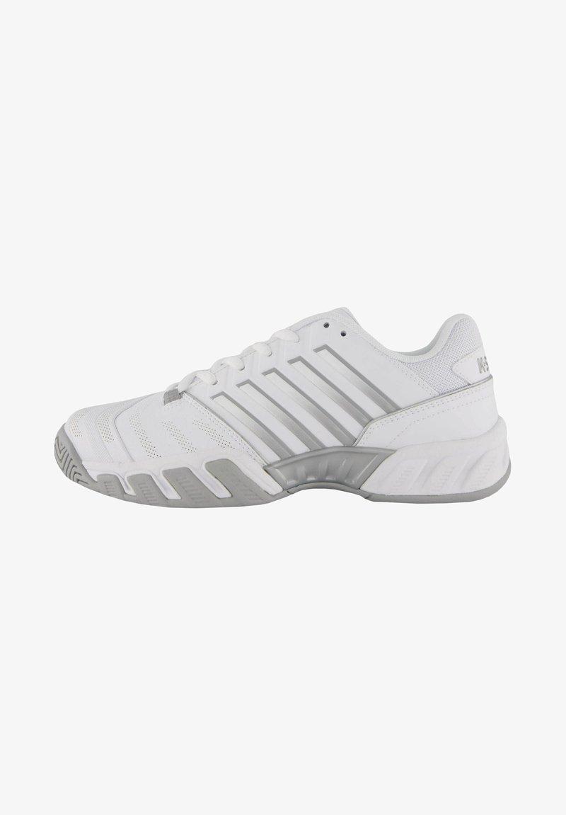 K-SWISS - Clay court tennis shoes - weiss / grau