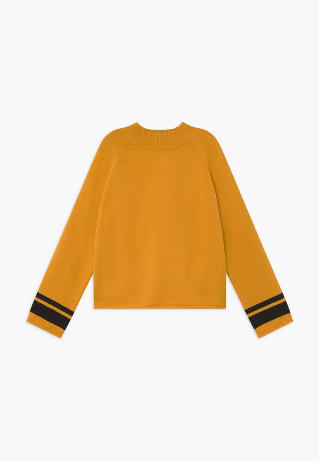 TEENS WIDE SLEEVE JUMPER - Trui - honig