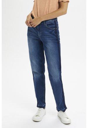 CRKINIA - Straight leg jeans - rich blue denim