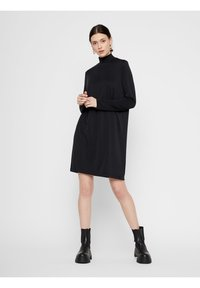 Pieces - Day dress - black - 1
