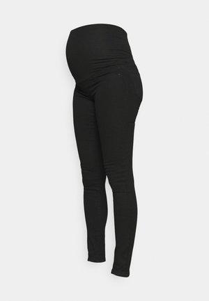 MLFARGO - Jeansy Skinny Fit - black