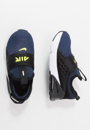 AIR MAX 270 EXTREME  - Slip-ons - midnight navy/lemon/black/anthracite