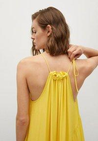 Mango - Maxi dress - lime - 3