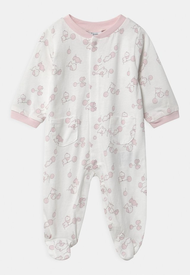 Overall / Jumpsuit /Buksedragter - pink lady