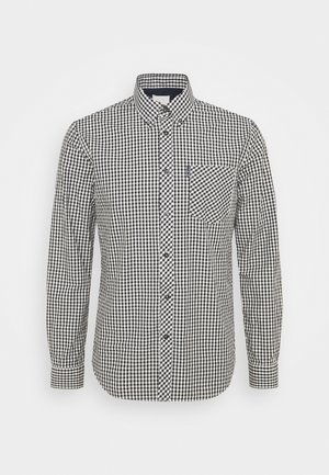 SIGNATURE GINGHAM - Shirt - black